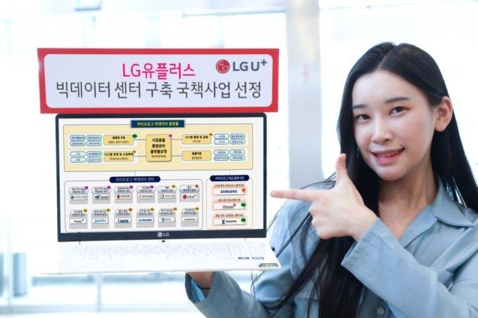 LG유플러스는 과학기술정보통신부와 한국지능정보사회진흥원(NIA)이 주관하는 데이터댐 구축을 위한 국책사업의 '라이프로그(헬스)' 분야 빅데이터 센터로 선정됐다. /사진=LG유플러스