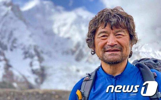 김홍빈 대장./사진=뉴스1(광주시산악연맹 제공)