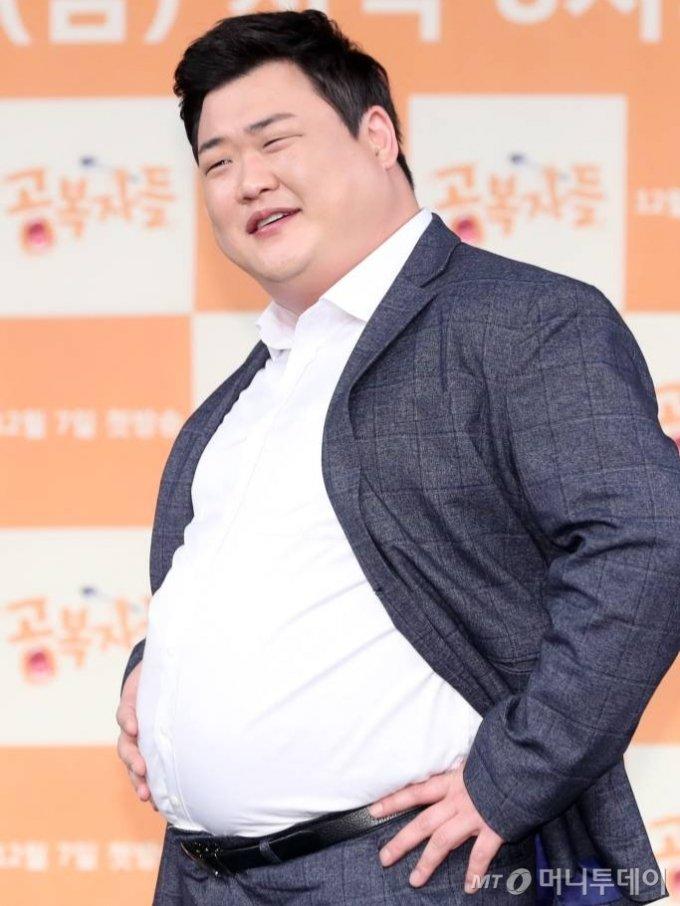 개그맨 김준현/사진=머니투데이 DB