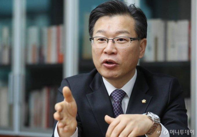 이양수 국민의힘 의원. /사진=이동훈 기자 photoguy@