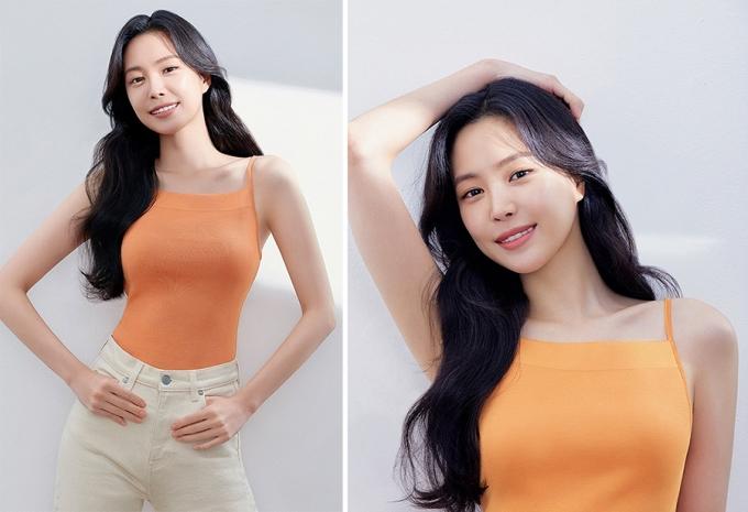 /사진=가수 겸 배우 손나은 인스타그램