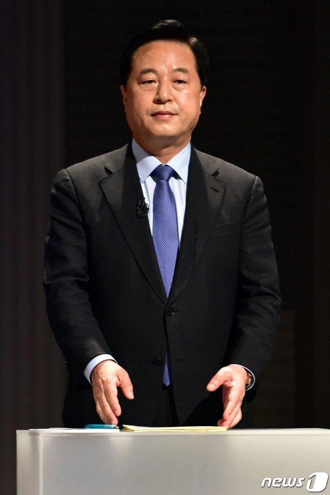 더불어민주당 대선 주자인 김두관 의원 /사진제공=뉴스1