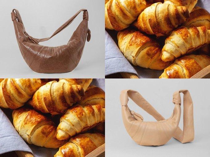 프랑스 '크로와상빵'을 연상시키는 르메르의 크로와상백 이미지/사진=르메르
