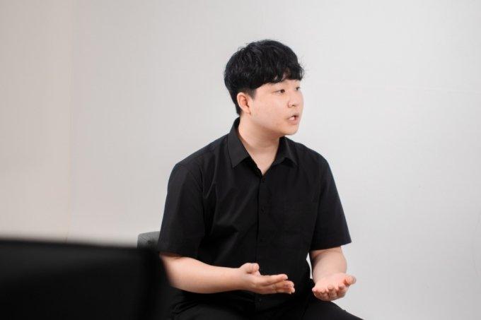 '황족' 이준영 작가 /사진=이주아PD