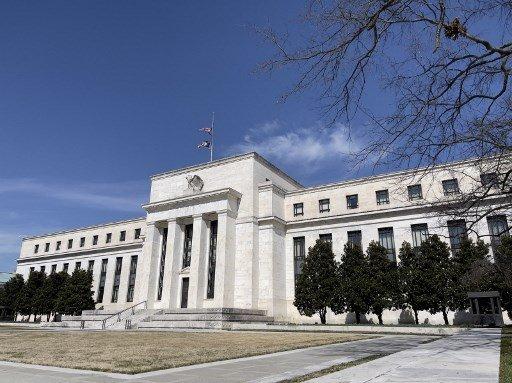 미국 워싱턴DC에 위치한 연방준비제도(Fed·연준) 건물. /사진=AFP