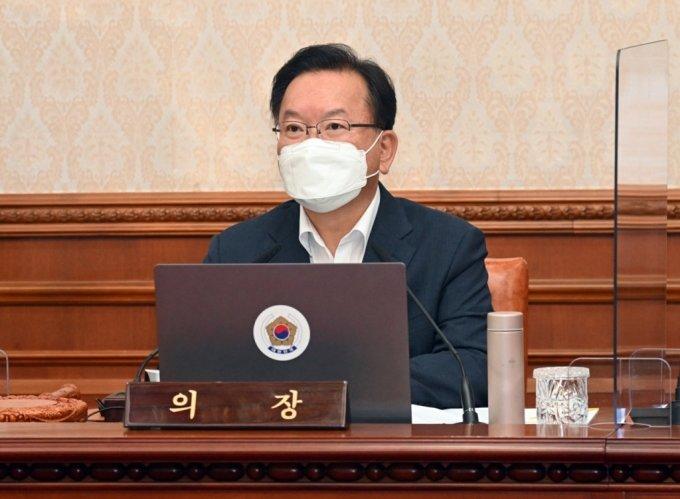 김부겸 국무총리./사진=국무총리실 제공
