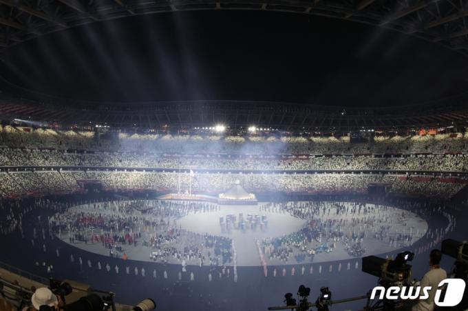 일왕도 도쿄올림픽