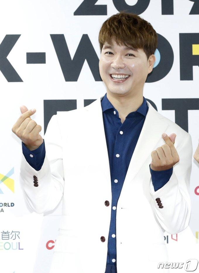 방송인 박수홍/뉴스1