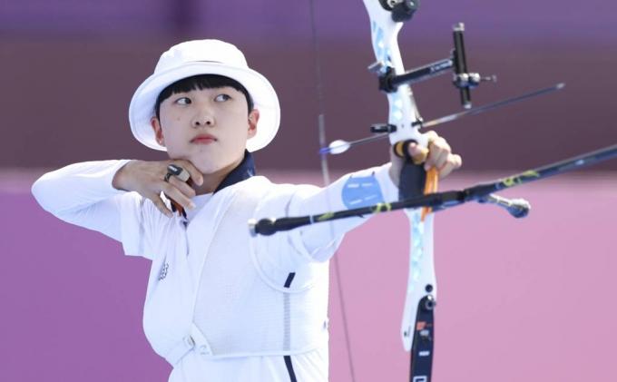 메달리스트 대신 고교생 선발...세계최강 이끈 韓 양궁의 '원칙과 공정'