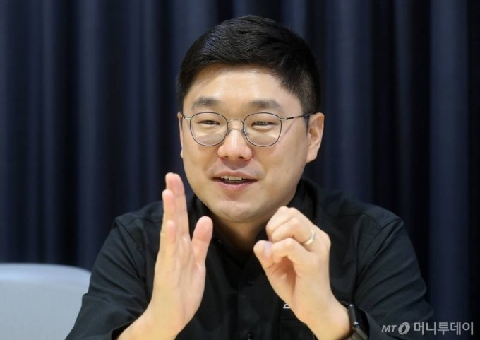 김부기 스탠다드에너지 대표 /사진=홍봉진기자 honggga@
