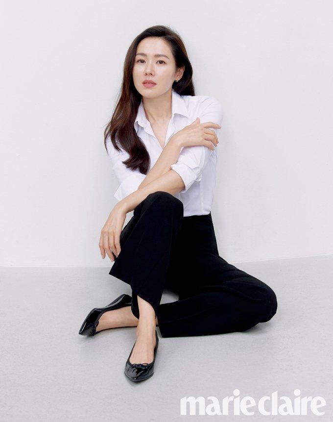 배우 손예진/사진제공=마리끌레르