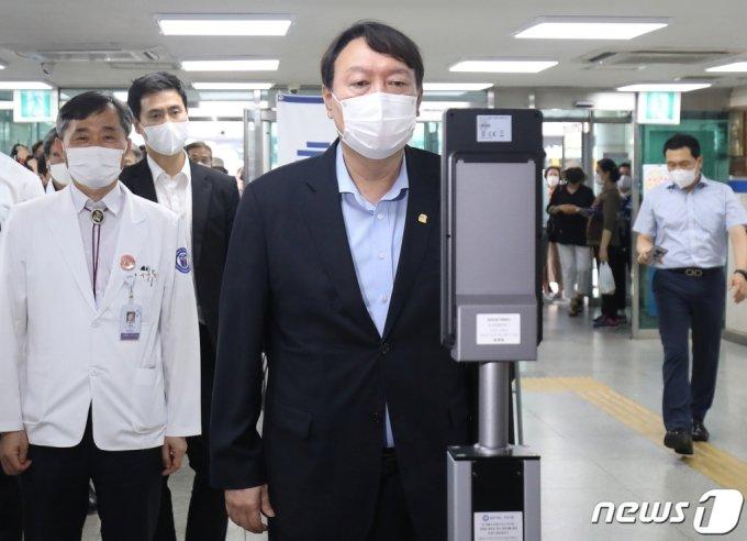 윤석열 전 검찰총장. 2021.7.20/사진=뉴스1