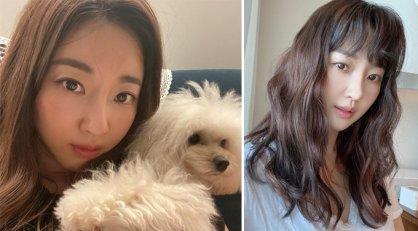 """""""40대 맞아?"""" 김사랑, 독보적인 동안 미모…팬들 '감탄'"""