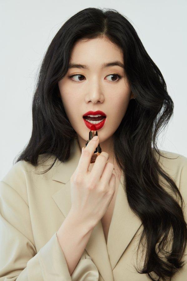배우 정은채/사진=끌레드뽀 보떼