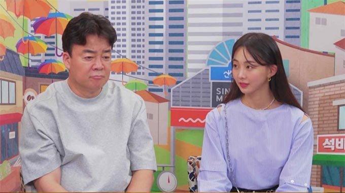 요리연구가 겸 사업가 백종원/사진제공=SBS