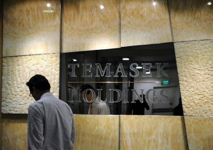 싱가포르 국영 투자회사 테마섹 홀딩스 /사진=AFP