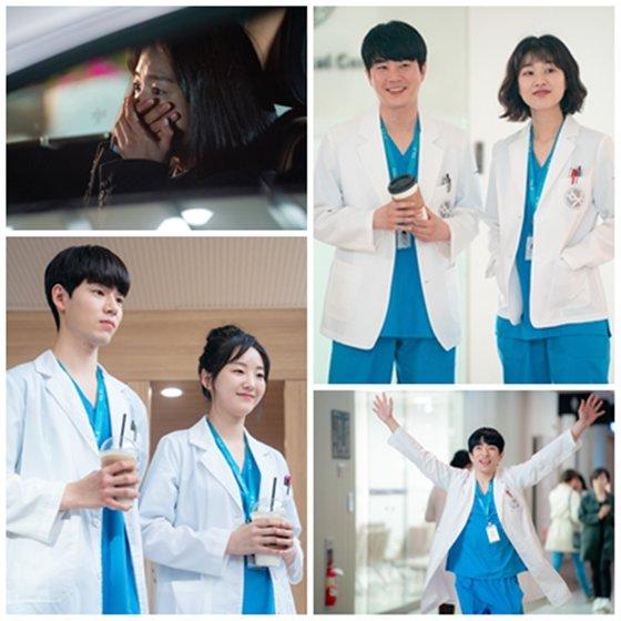 곽선영(왼쪽 윗사진부터 시계방향으로) 문태유 하윤경 정문성 조이현 배현성. 사진제공=tvN