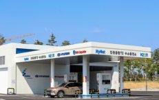 '국내 100호' 인천공항 T2 수소충전소 운영 개시