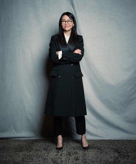김은희 작가, 사진제공=넷플릭스