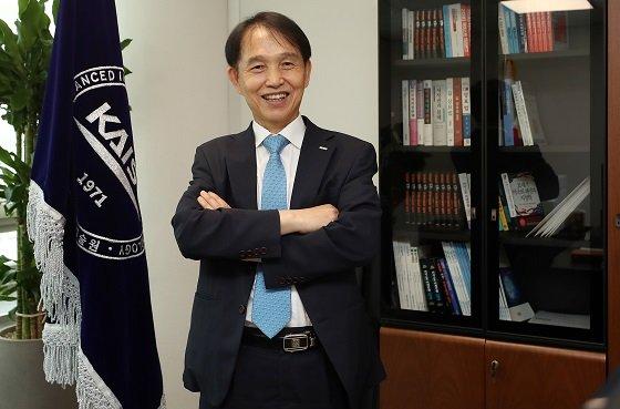 이광형 카이스트 총장/사진=김휘선 기자