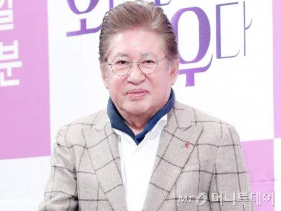 배우 김용건/사진=머니투데이 DB
