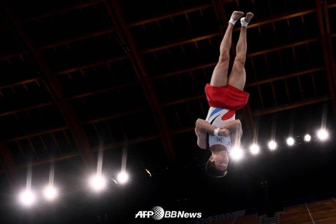 신재환의 연기 모습. /AFPBBNews=뉴스1