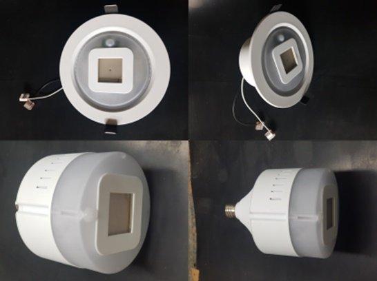 나노씨엠에스가 개발한 222nm 램프