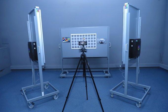 삼성전자가 최근 인도 KLE기술대학에 설립한 SEED 랩./사진=삼성전자 글로벌 뉴스룸 홈페이지 캡처