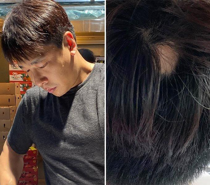 김동성 전 쇼트트랙 선수/사진=인민정 인스타그램