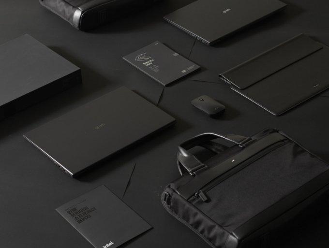 LG 그램 한정판 'LG 그램 블랙 라벨' /사진=LG전자