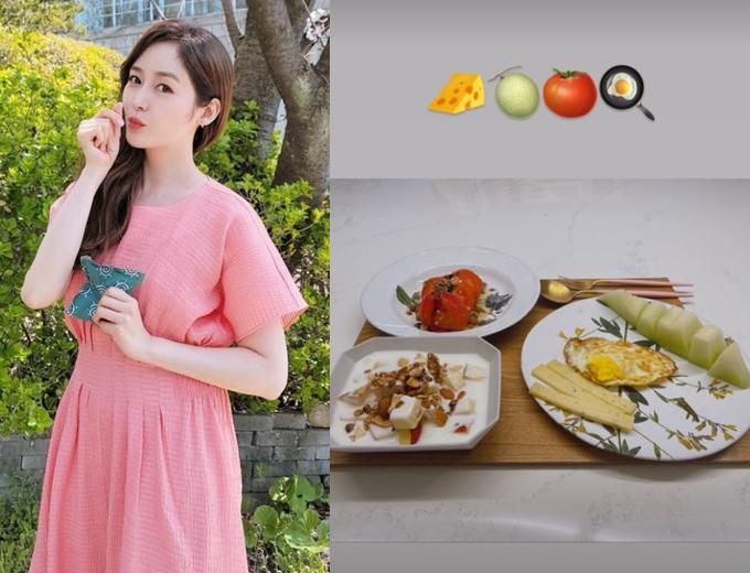 그룹 핑클 출신 배우 성유리 /사진=성유리 인스타그램