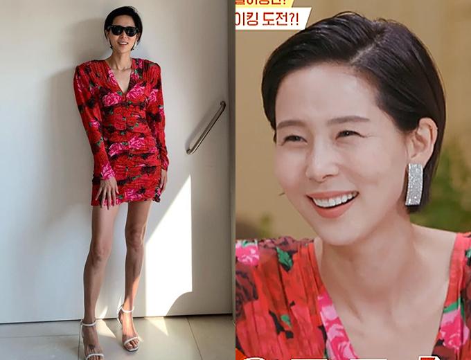 방송인 김나영 /사진=김나영 인스타그램, JTBC '용감한 솔로 육아-내가 키운다' 방송화면
