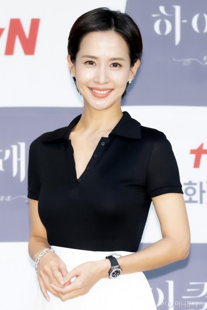 배우 조여정/사진제공=tvN