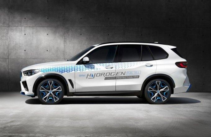 BMW 수소전기차 iX5 하이드로젠 콘셉트카/사진제공=BMW
