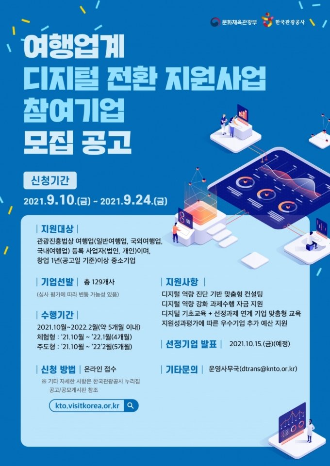 벼랑 끝 여행사, 온라인으로 위기극복 '최대 3500만원' 지원