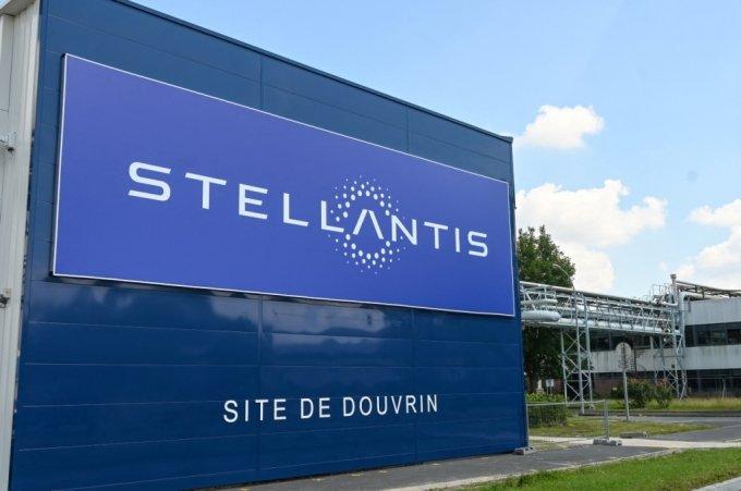 크라이슬러·지프 등 브랜드를 보유한 스텔란티스는 네덜란드의 다국적 자동차 제조사다. /사진=AFP