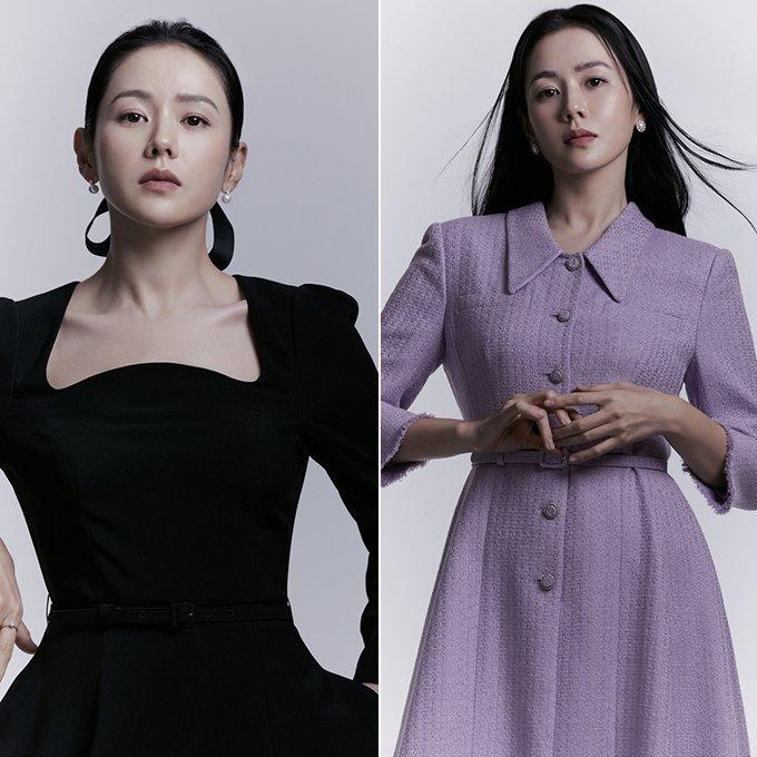 배우 손예진 /사진제공=비에이유 바이 브라이드앤유