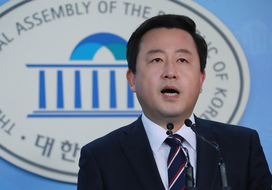 윤석열 캠프의 정무특보인 김용남 전 국민의힘 의원 /사진=뉴스1