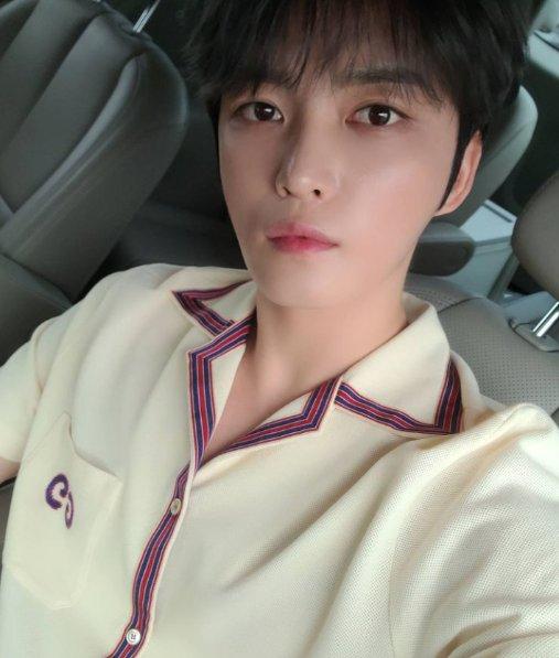 그룹 JYJ 김재중/사진=김재중 인스타그램
