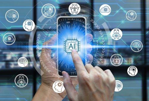 수백억대 뭉칫돈 빨아들이는 AI 기술, 스타트업들 '잭팟'