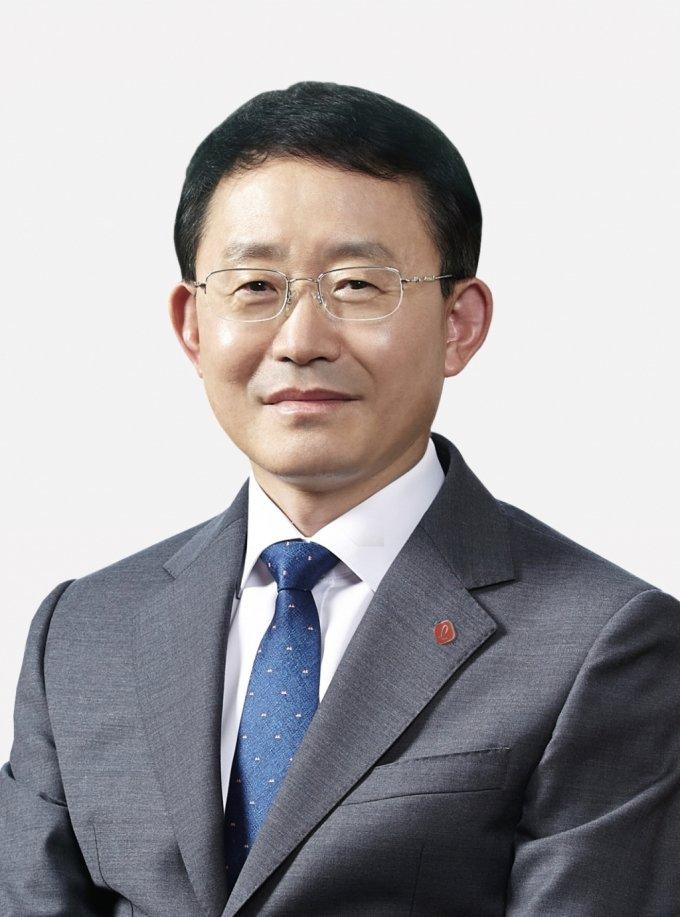 하석주 롯데건설 대표이사 사장. /사진제공=롯데건설