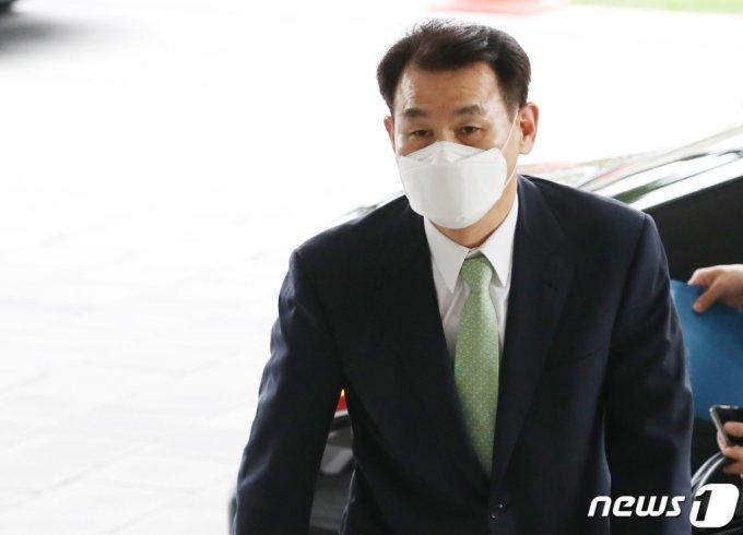 (서울=뉴스1) 송원영 기자 = 정은보 금융감독원장. 2021.9.2/뉴스1