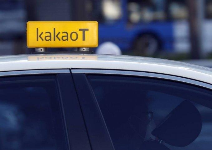 [서울=뉴시스] 고승민 기자 = 15일 서울에서 운행중인 카카오T 택시 모습. 2021.09.15.