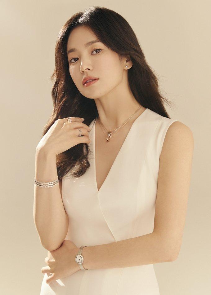 배우 송혜교/사진제공=쇼메
