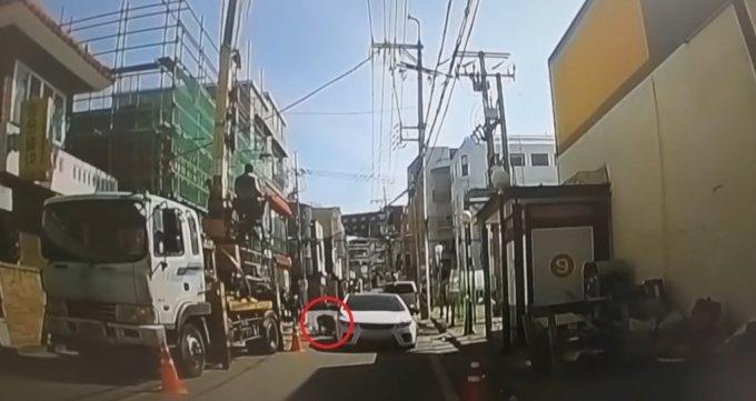 사진=유튜브 채널 '한문철tv' 영상 캡처