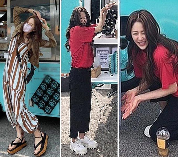 /사진=아이오케이컴퍼니 공식 인스타그램