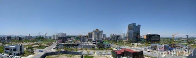 충북혁신도시 전경./사진제공=충북도