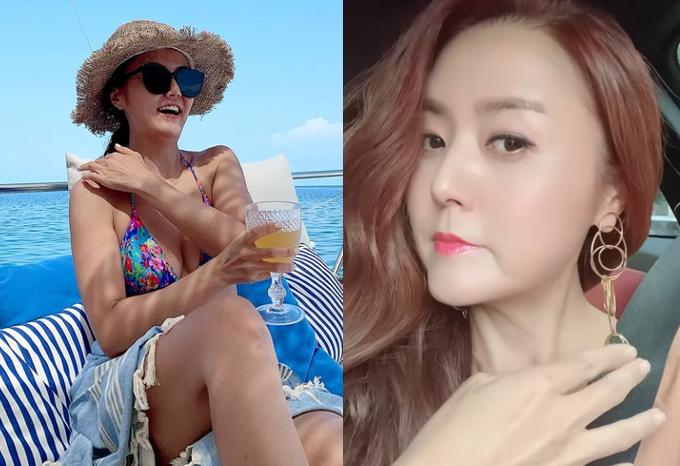 KBS 전 아나운서 손미나 /사진=손미나 인스타그램