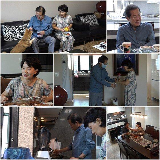 TV조선 예능 '와이프 카드 쓰는 남자( 와카남)'방송 화면 캡처/사진=뉴스1