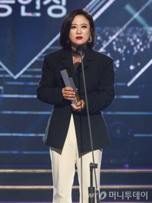 개그우먼 김숙/사진제공=한국방송협회